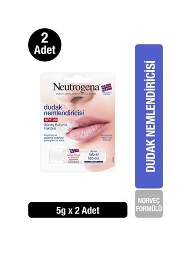 Neutrogena Dudak Nemlendiricisi Spf15 X2 Renksiz